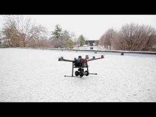 ROOSTER: the Flying Ground Robot
