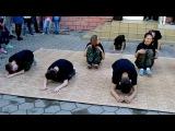 Four elements - танец Бомба фестиваль STR Волна город Стерлитамак (видео от 25.05.2017 года)