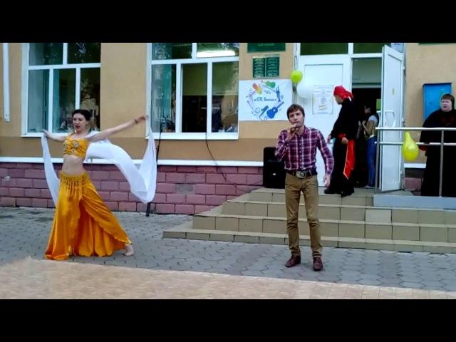 Сергей Косицын Веста Ягужинская Нас бьют мы летаем фестиваль STR Волна Стерлитамак видео от 25 05 2017 года