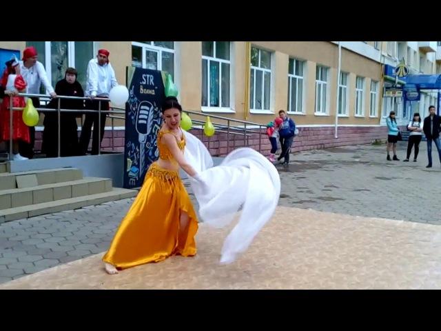 Веста Ягужинская танец Востока фестиваль STR Волна город Стерлитамак видео от 25 05 2017 года