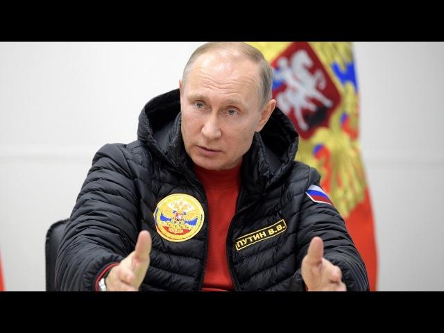 Путин в Арктике: горячие финские парни и новые месторождения газа | Путин ИНФО