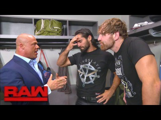 Architect's Nation: Dean Ambrose and Seth Rollins unite: Raw, July 17, 2017