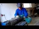 Как правильно варить полуавтоматом ржака