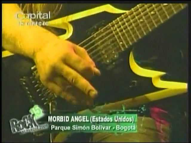 Morbid Angel - Live at Rock al Parque, Full Concert