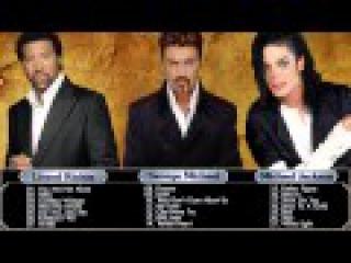 Michael Jackson,Lionel Richie,George Michael : Greatest Hits - Playlist