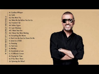 George Michael Greatest Hits - The Best Of George Michael Album