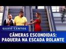 Paquera na Escada Rolante - Love Escalator Prank Câmeras Escondidas 11/06/17