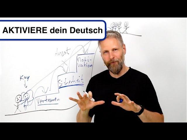 Aktiviere endlich dein Deutsch