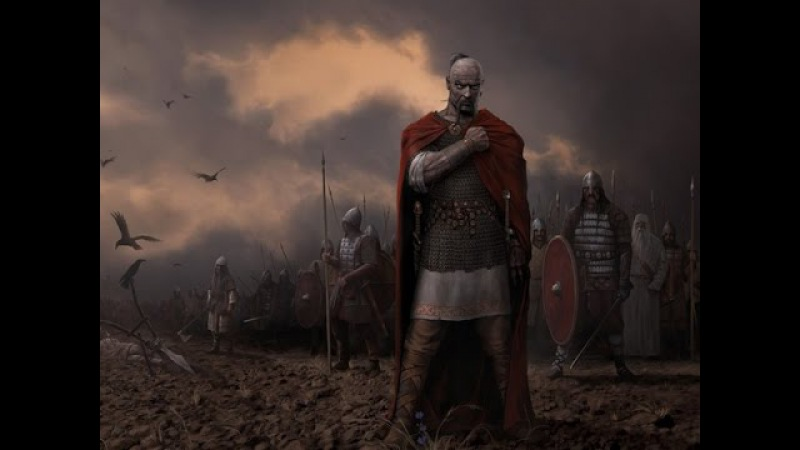 Почему Святослав носил чуб? Георгий Сидоров