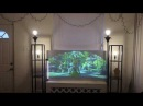 THE PREFECT PROJECTION SCREEN FOR YOUR WELL LIT LIVING ROOM NEW SILVER DIAMOND PROJECTION SCREENS