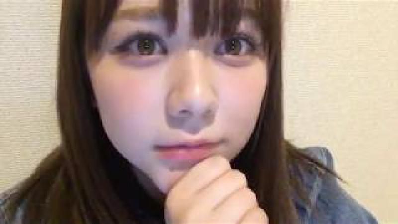 2017年05月20日 村重杏奈(HKT48 チームKIV) SHOWROOM あーにゃ 23:00