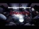 CYMATICS - Nigel Stanford | Drum Cover by christian eichlinger