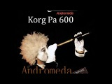 Silicon Dream  - Andromeda ( Korg Pa 600) Dance