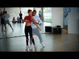 Dua Lipa - Be The One Dance Carlos da Silva &amp Fernanda da Silva - 2017 Amsterdam ZNL Festival