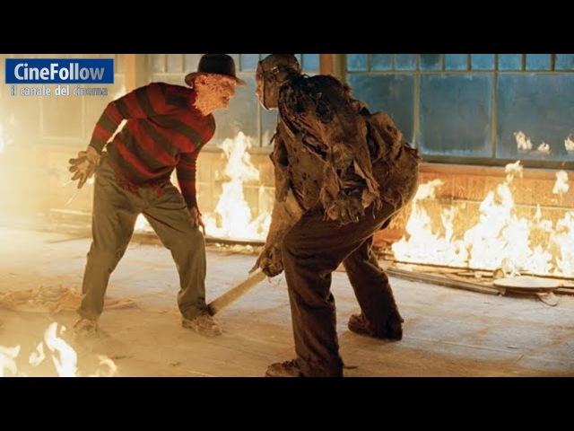 Freddy Vs Jason - Scontro Finale - parte 1 (HD 720p)
