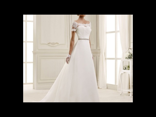 Как сшить свадебное платье на нестандартную фигуру