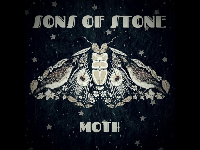 Sons of Stone - Moth (Full Album 2017)