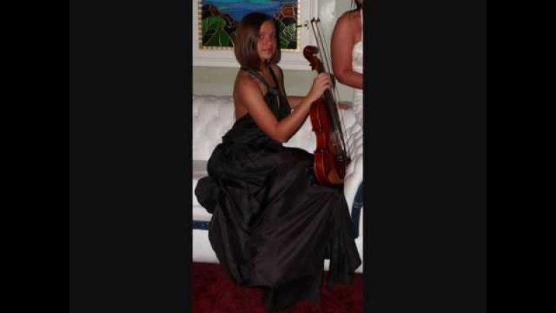 Valeria Kazak - I.S.Bach Suite 2, d-moll, sarabande gigue