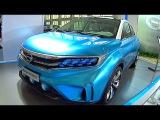 Trumpchi GS4 EF concept 2016, 2017 New Chinese concept SAV exterior, interior