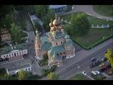 Символы славянских богов на храмах. Храм св. Живоначальной Троицы в Останкино