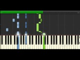 Michael Giacchino - Married Life (Piano Tutorial Synthesia)