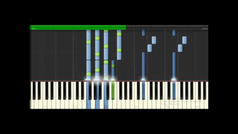 Infinite Stream - Nessie (for 2, Synthesia)
