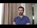 Chris Evans The Return of the First Avenger Interview CINEMA Redaktion