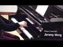 SOS d'un terrien en détresse| Instrumental cover - Dimash Kudaibergen | by pianist Jeremy Wong