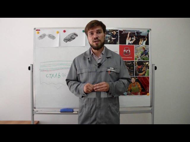 Ладная механика 3 Антикоррозийная защита кузова LADA