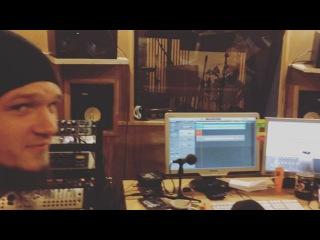 Запись вокала. Ригина Шайн