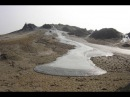 Проснулся мощный грязевой вулкан Кейраки A powerful mud volcano of Keiraki awoke