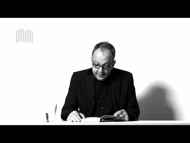 Michael Kumpfmüller liest aus Die Herrlichkeit des Lebens