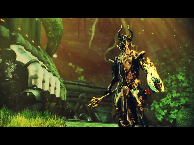 Warframe | Oberon Prime