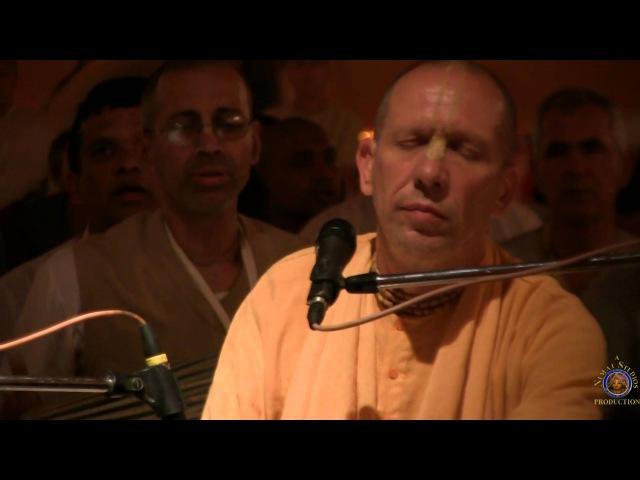 2014 Mayapur Pre-Kirtan Mela led by H.H.Bhakti Vaibhava Swami.