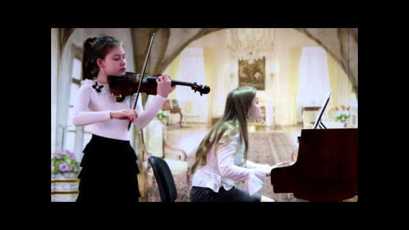 Яковенко София (10 лет) - О.Новачек: Вечное движение