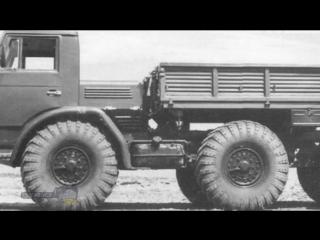Редкие грузовые автомобили СССР ЗИЛ-132Р обзор, характеристики. Сделано в СССР
