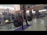 Алексей Мельник 280 кг на 7 повторов
