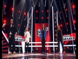 Ай-Кыс Кыргыс Голос Дети исполняла песню Selena Gomez-