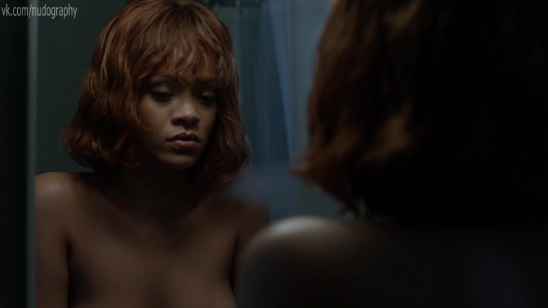 Обнаженная Рианна (Rihanna) в сериале Мотель Бейтс (Bates Motel, 2017) s05e06 (1080p)