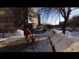 Ё! КЛМН. Путешествие с ребенком в Калининград. Февр 2017