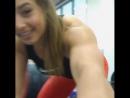 Джессика Бьютнер - тяга 184 кг на 6 повторов