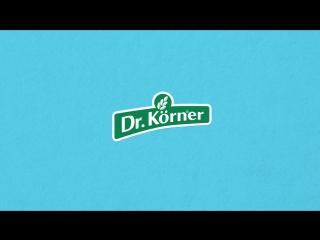 Овсяно-пшеничные хлебцы Dr.Körner со смесью семян — рецепт здорового смеха!