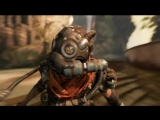 Анонсовый трейлер новой героя Дронго в игре Paragon!
