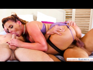Phoenix Marie, Charles Dera & Johnny Castle [HD 1080, All Sex, Threesome, Anal, Big Tits, Blonde, Feet, Hairy, Cumshot, Creampie