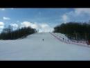 Юный лыжник ⛷