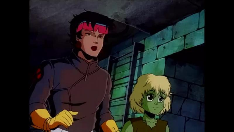 Люди Икс (4 сезон .12 серия) 1992