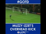 Fantastic goal, Muzzy Izzet