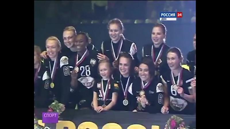Галина Мехдиева и Владлена Бобровникова на Дон-ТР!