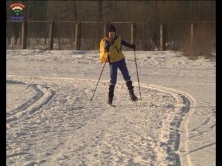 Соревнования по лыжному спорту в г.Тосно