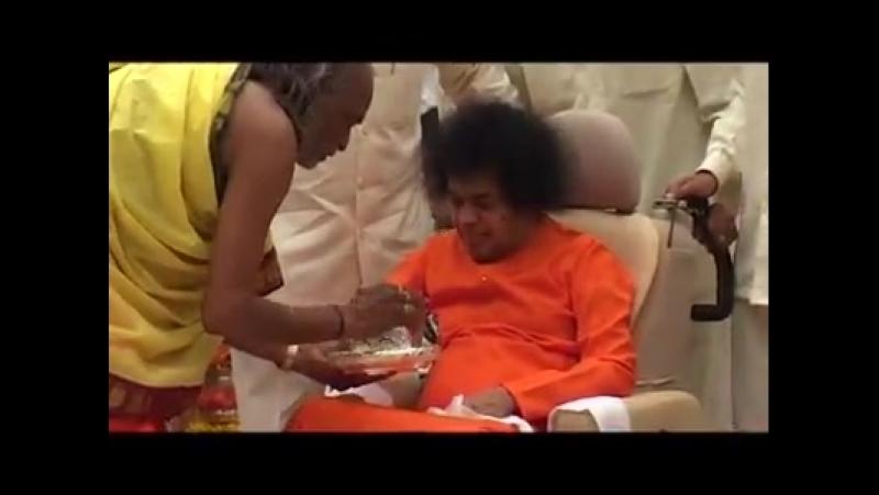 видео Path of Transformation.Yagna At Prashanthi - Aug 2006 Sathya Sai Baba Know That You Are Atma
